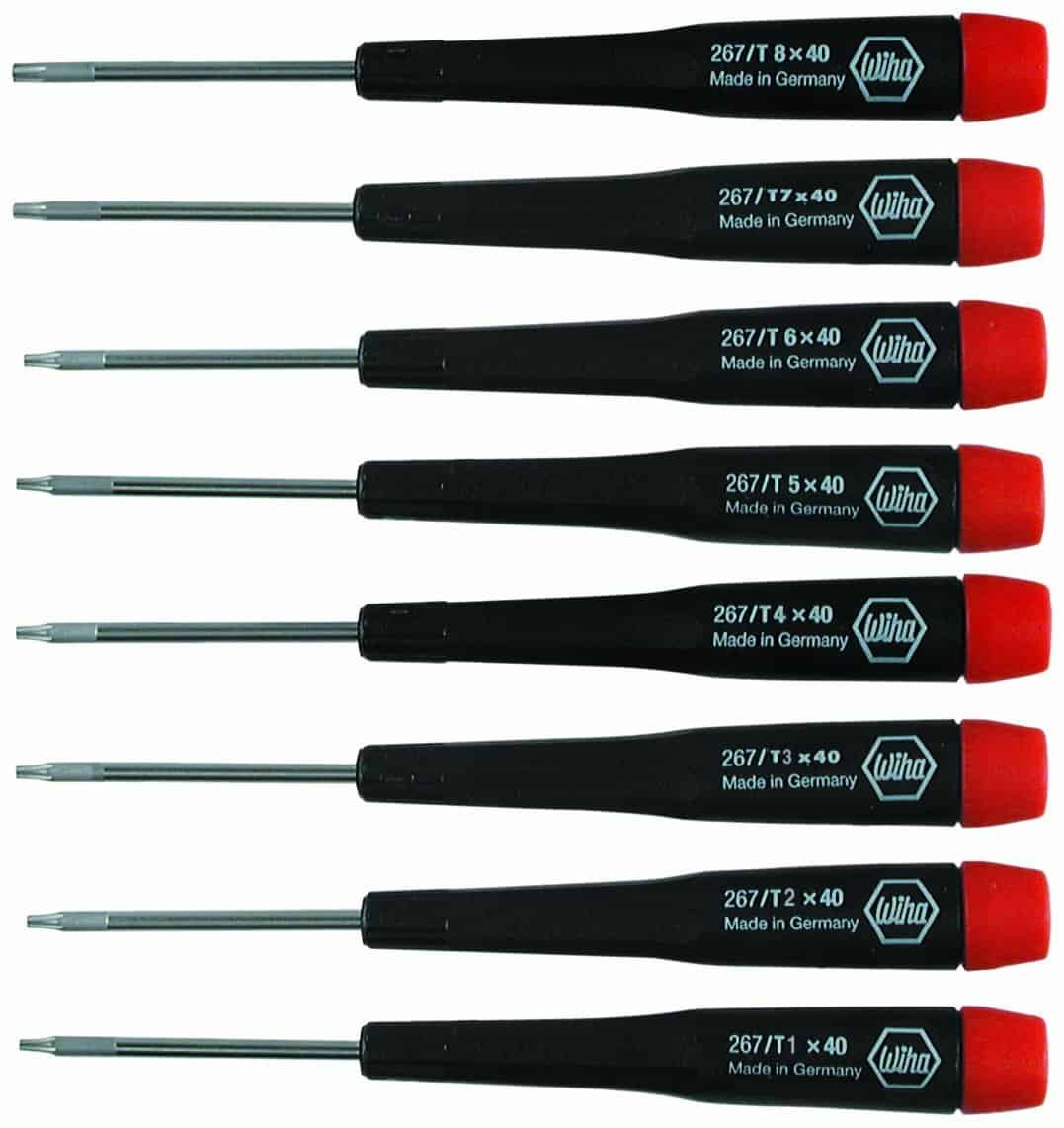 Torx Screwdriver Set