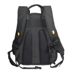 CLC 1134 Carpenter's Tools Backpack - Back