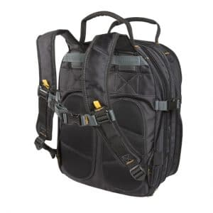 Custom LeatherCraft CLC 75 Pocket Tools Backpack - Back