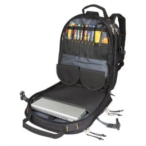 Custom LeatherCraft CLC 75 Pocket Tools Backpack - Hand Tools