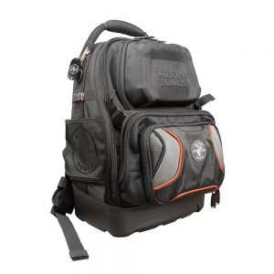 Klein Tool Master Tools Backpack - Front