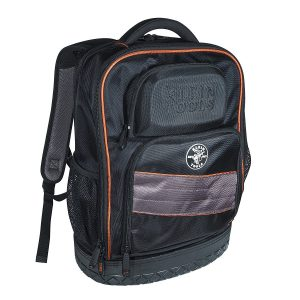 Klein Tradesman Pro Tech Tools Backpack - Front