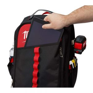 Milwaukee Low Profile Tool Backpack - Tablet