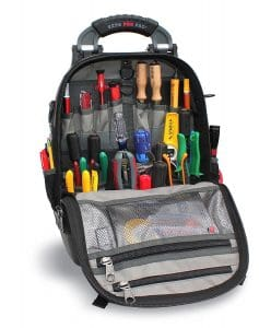 Veto Pro Pac Tech Pac tools backpack - front