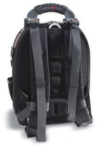Veto Pro Pac Tech Pac tools backpack - shoulder straps